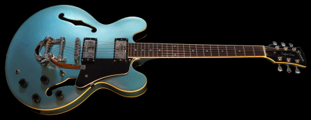 With Tremolo Bridge - Light Blue