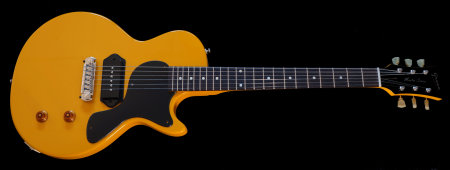 TV Yellow with pickguard