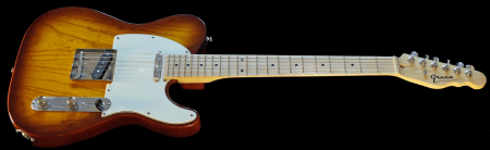 Tobaco Burst - Selected - with luxurios wood grain