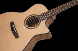 Solid Dolomite Spruce top