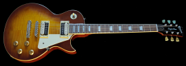 Green LP Standard - Sunburst