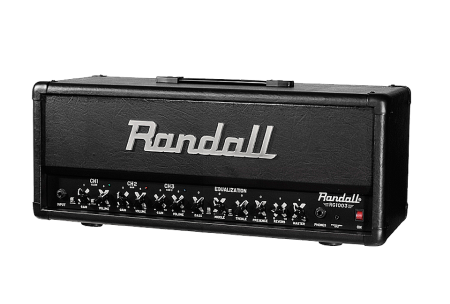 RG1003 Solid State Amp Head