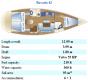 Bavaria 42 Cruiser (Grekland, Kroatien, Italien, Frankrike)
