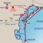 Färdplan Venedig