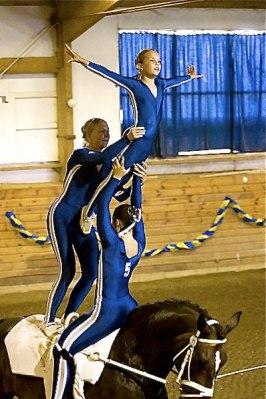 Jag, Elin och Julia Svenskt mästerskap 2005