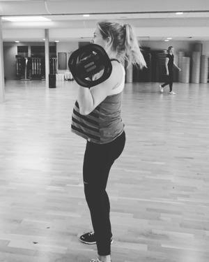 träning under graviditet