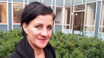 Anna-Karin Rybeck, PhD & verksamhetschef. Bilden är lånad från Sveriges Radios hemsida