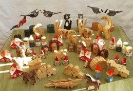 Vinster vid bridgespelarnas Julfest