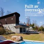 Design © Arkitekt Pål Ross - Villa Busviken 1