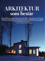 Design © Arkitekt Pål Ross - Kungliga mag. mars 2013 artikel sid.1