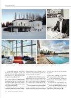 Design © Arkitekt Pål Ross - Kungl.mag mars 2013 artikel sid 4