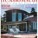 Design © Arkitekt Pål Ross - Husdrömmar cover juni 2013