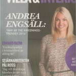 Villa & Interiör SvD aug. 2014