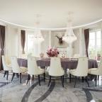 Design © Arkitekt Pål Ross  Villa Casa Blanca interior