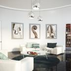 Design © Arkitekt Pål Ross Villa Andromeda