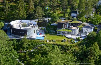Villa Atrium & Villa Busviken!