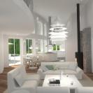 Design © Arkitekt Pål Ross - V-RUM