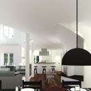 Design © Arkitekt Pål Ross - Villa Rehact 1 Interiör 02