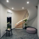Design © Arkitekt Pål Ross - Entré Hall