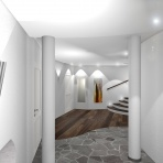 Ross design - Villa Harmoni  ENTREHALL