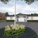 Design © Arkitekt Pål Ross - Villa Lilja Exteriör 2