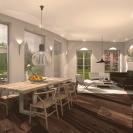 Design © Arkitekt Pål Ross - Villa Lilja Interiör 2