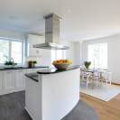 Design © Arkitekt Pål Ross - Kök-Matsal 1-4