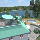 Design © Arkitekt Pål Ross - Villa Lund