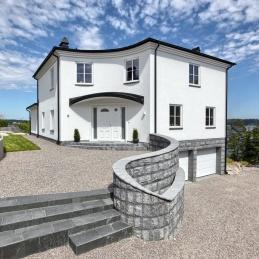 Design © Arkitekt Pål Ross - Entré