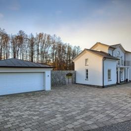 Design © Arkitekt Pål Ross - Villa Skagern