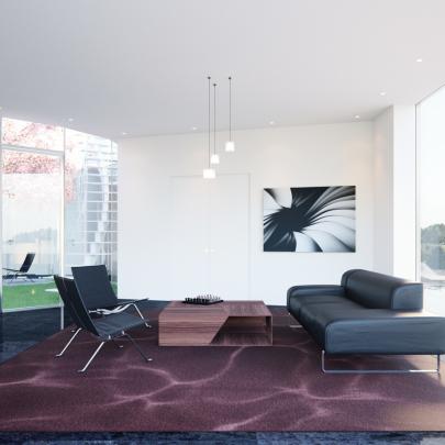Design © Arkitekt Pål Ross - Villa Kuben