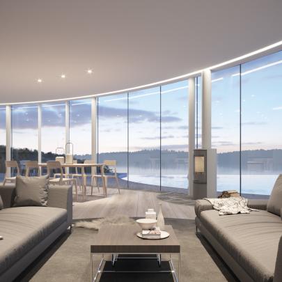 Interiör Design © Arkitekt Pål