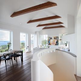 Design © Arkitekt Pål Ross -Villa Anna&Emil