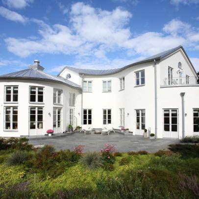 Design © Arkitekt Pål Ross - Villa Poesi