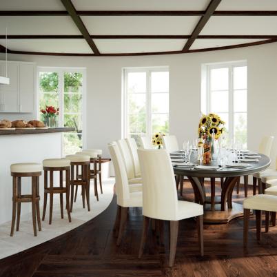 Design © Arkitekt Pål Ross Villa Stockholm
