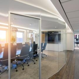 Design © Arkitekt Pål Ross - Kontor Wenner-Gren Center