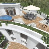 Design © Arkitekt Pål Ross - Aqua Serena Turkiet