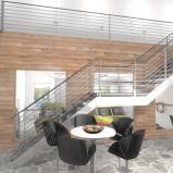 Design © Arkitekt Pål Ross - Trappa