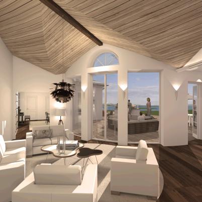 Design © Arkitekt Pål Ross - Villa Åland