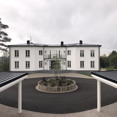 Design © Arkitekt Pål Ross - Villa Victoria