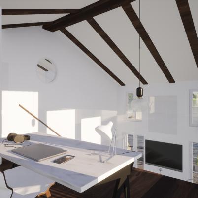 Design © Arkitekt Pål Ross - Villa Blåklint