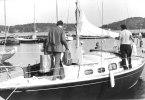 Sjöbergs ska segla ut 1973