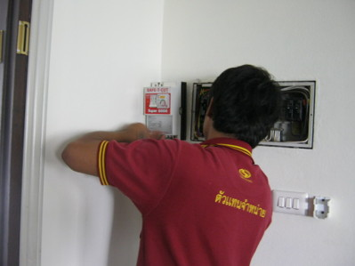 Safe-t-cut installation - Home Solution Services