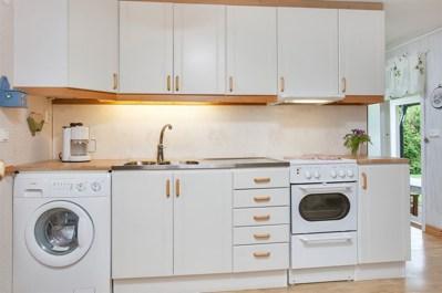 Smart placering i köket