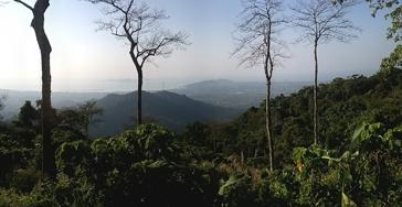 On top of Ban Phe