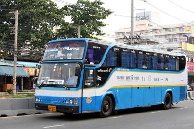 Cherchai bus