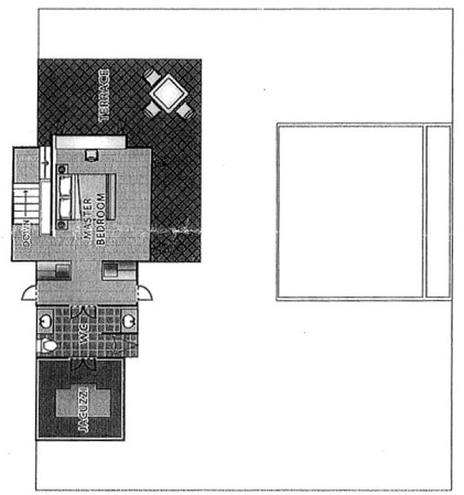 House plans Master Bedroom 2nd floor