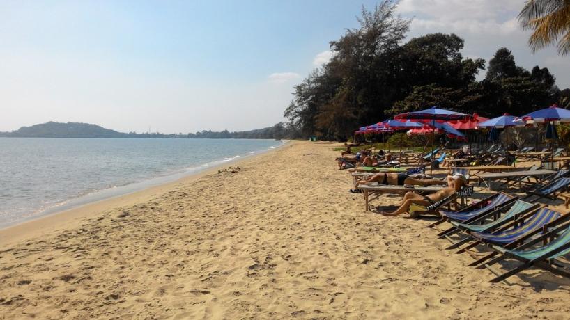 Coca Cola beach