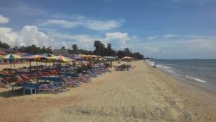 Kom beach