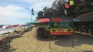 Bee Happy beach